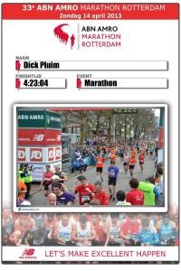 Rotterdam-finishcertificaat