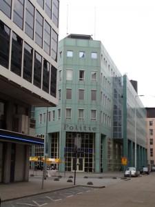 Rotterdam-tweetuplocatie