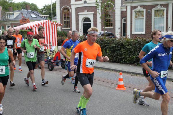 Net op pad. Foto: Gert Jan van der Hoek
