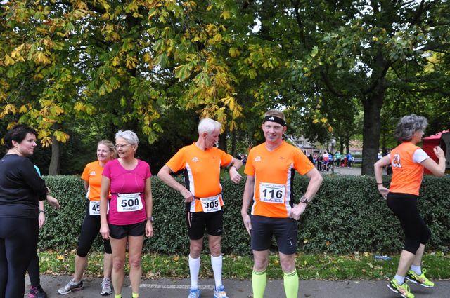 Voor de start. Foto: Martin de Jonge