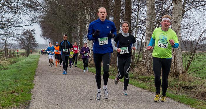 Na bijna 3 kilometer. Foto van www.ditispeize.nl