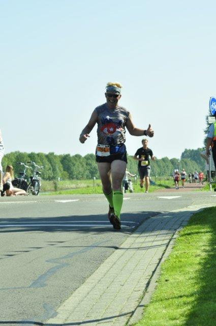Na ruim 33 kilometer. Foto: Martin de Jonge