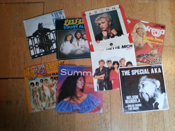 Rotterdam-LPs