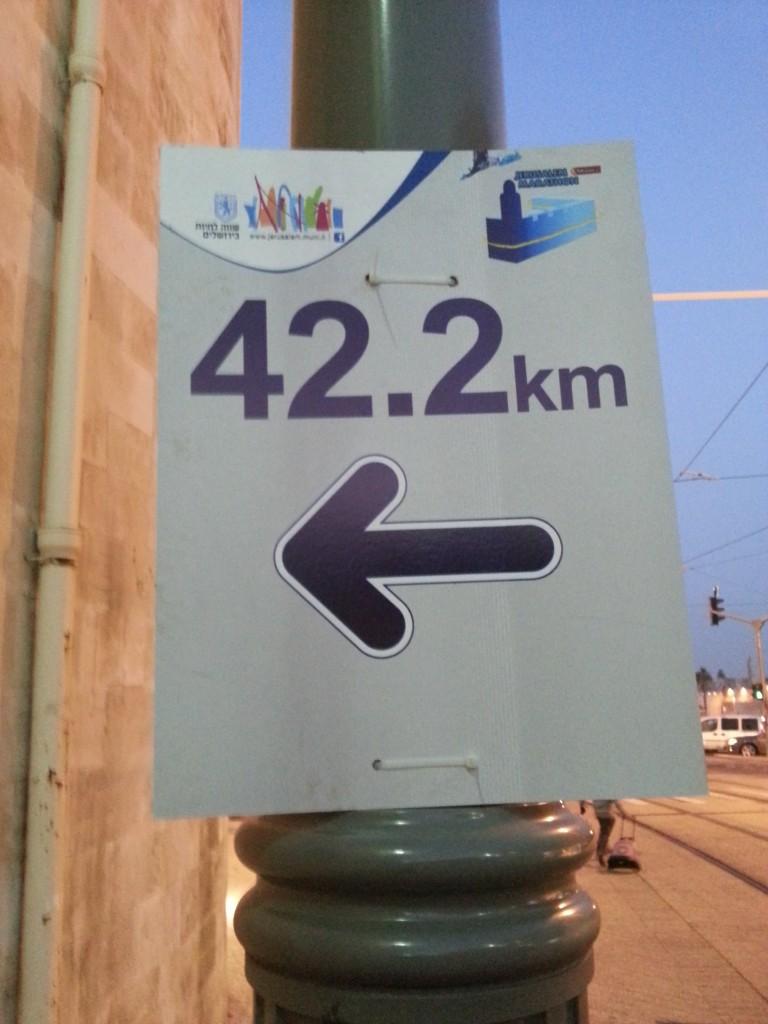 Waar de HM naar rechts gaat gaan wij naar links.
