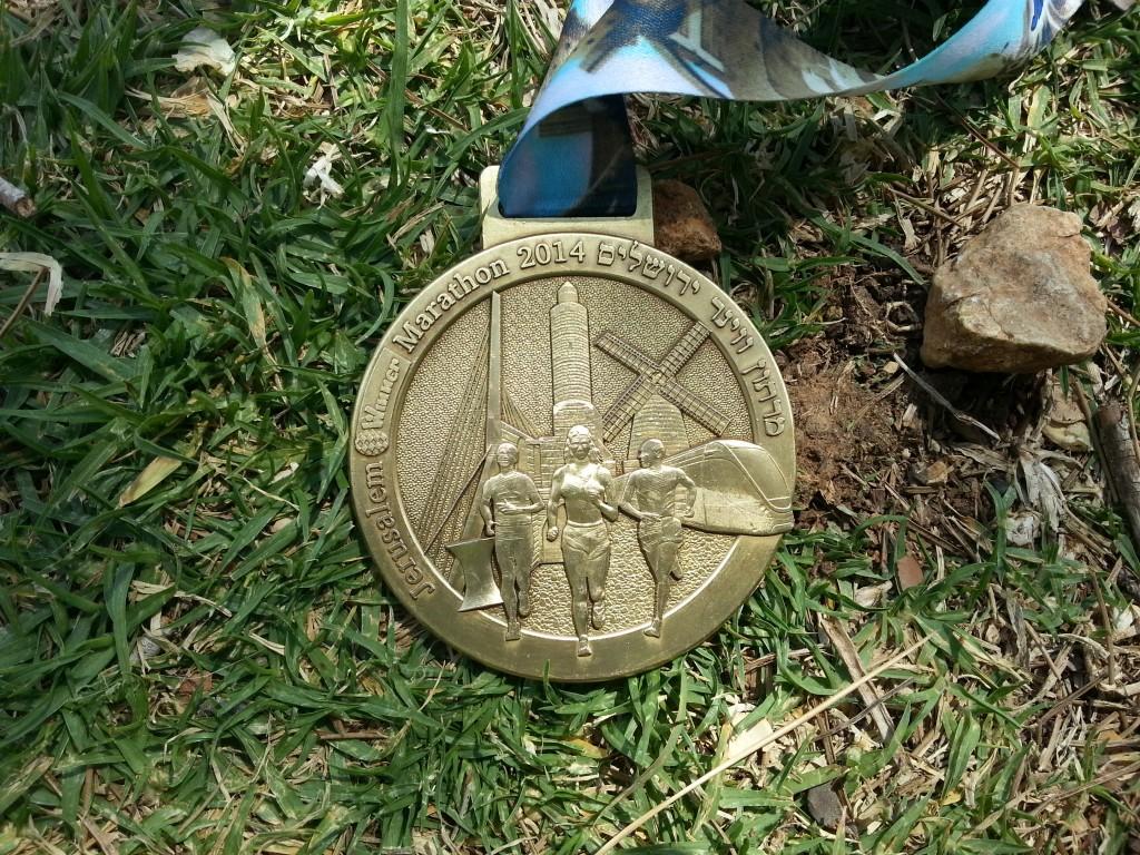 Voorkant van de medaille