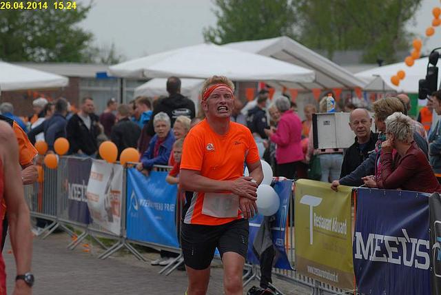 Finish. Foto: Pieter
