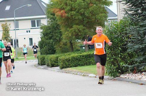 Na 7,5km. Foto: Karel Kruizenga